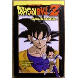Dragon Ball Z: Saiyajin-Sagaen - Nr. 1