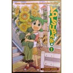 Yotsuba&!: Vol. 1