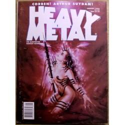Heavy Metal: 1995 - January