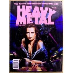 Heavy Metal: 1991 - May