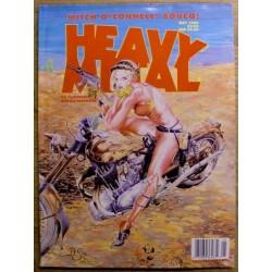 Heavy Metal: 1994 - May