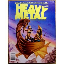Heavy Metal: 1991 - September