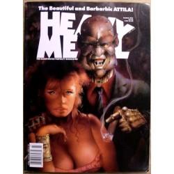 Heavy Metal: 1991 - March