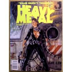 Heavy Metal: 1994 - January