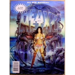 Heavy Metal: 1997 - Fall