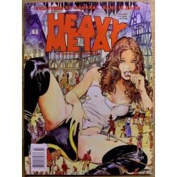 Heavy Metal: 1997 - July