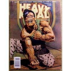 Heavy Metal: 1997 - November