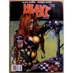 Heavy Metal: 1998 - March
