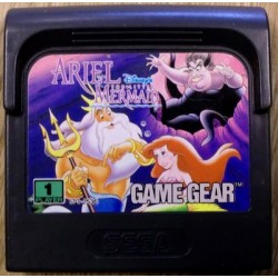Game Gear: Ariel: The Little Mermaid
