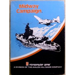 Midway Campaign (Apple II, Pet 2001, TRS-80, Atari 4/800, Level II)
