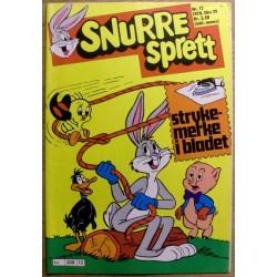 Snurre Sprett: 1979 - Nr. 12