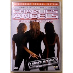 Charlie's Angels: Full Throttle - Unrated