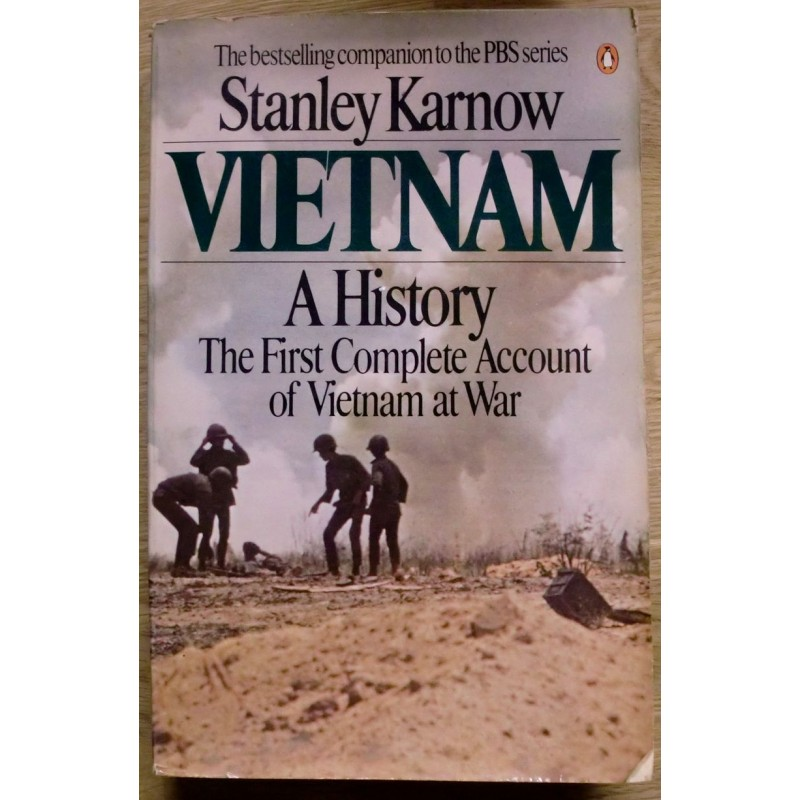 Stanley Karnow: Vietnam - A History - O'Briens Retro & Vintage