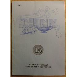 Djinn: Internationalt tidsskrift nummer 13