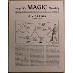 Hugard's Magic Monthly: 1949 - February