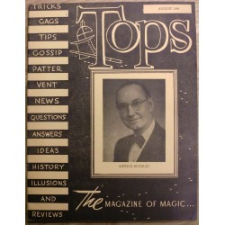 Tops: The Magazine of Magic: 1948 - August