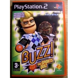Buzz - The Sports Quiz (norsk tale)