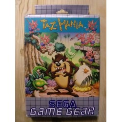 Game Gear: Taz-Mania