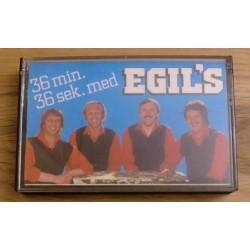 EGIL's: 36 min. 36 sek. med EGIL'S!