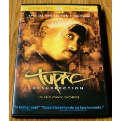 Tupac: Resurrection - In his own words