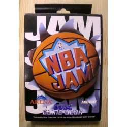 Game Gear: NBA JAM