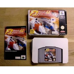 Nintendo 64: F1 Pole Position 64
