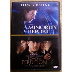 2 x thriller: Minority Report og Road to Perdition