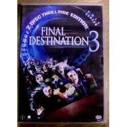 Final Destination 3: Thrill Ride Edition