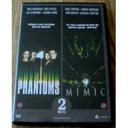 2 x sci-fi: Phantoms og Mimic