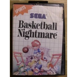 SEGA Master System: Basketball Nightmare