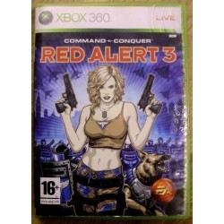 Xbox 360: Command & Conquer: Red Alert 3