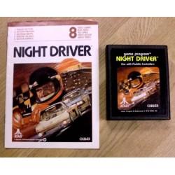 Night Driver med manual
