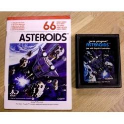 Asteroids med manual