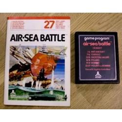 Air-Sea Battle med manual