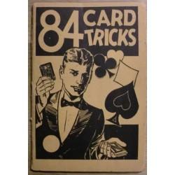 Hugh Morris: 84 Card Tricks (1936)