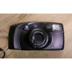 Kamera: Minolta - RIVA Zoom 90EX