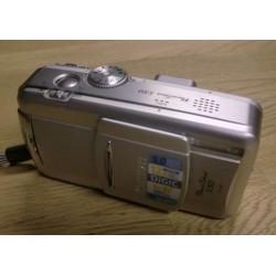 Kamera: Canon PowerShot S50 digitalkamera