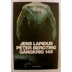 Jens Lapidus og Peter Bergting: Gängkrig 145