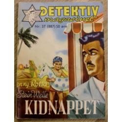 Detektivmagasinet: Nr. 37 - 887 - 13. september 1958