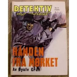Detektivmagasinet: Nr. 11 - 1084 - 28. oktober 1964