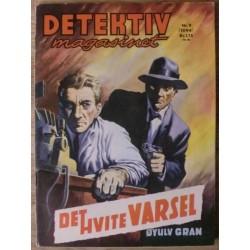 Detektivmagasinet: Nr. 9 - 1094 - 1. september 1965