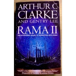 Arthur C. Clarke and Gentry Lee: RAMA II