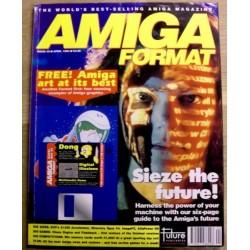 Amiga Format: 1993 - April