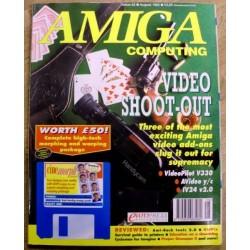 Amiga Computing: 1993 - August