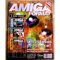 Amiga Format: 1995 - January
