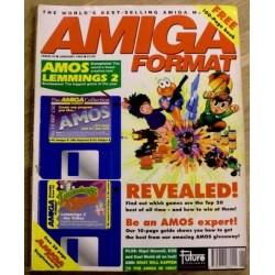 Amiga Format: 1993 - January