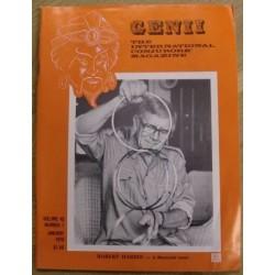 Genii: The Conjuror`s Magazine: 1979 - January