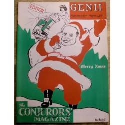 Genii: The Conjuror`s Magazine: 1949 - December
