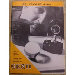 Genii: The Conjuror's Magazine: 1949 - October