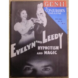 Genii: The Conjuror's Magazine: 1950 - May